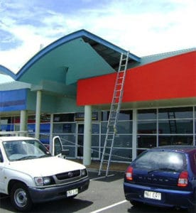 Commercial carpentry