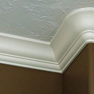 Plaster moldings