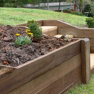 Brisbane carpentry retaining walls