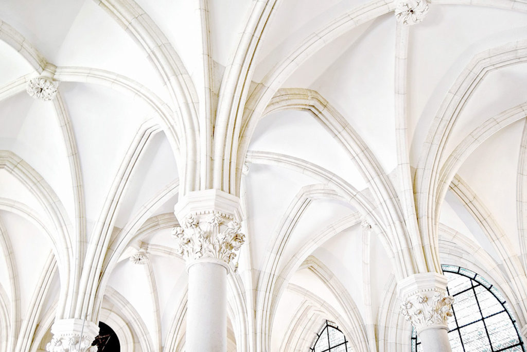 Plaster Cathedral Ceilings