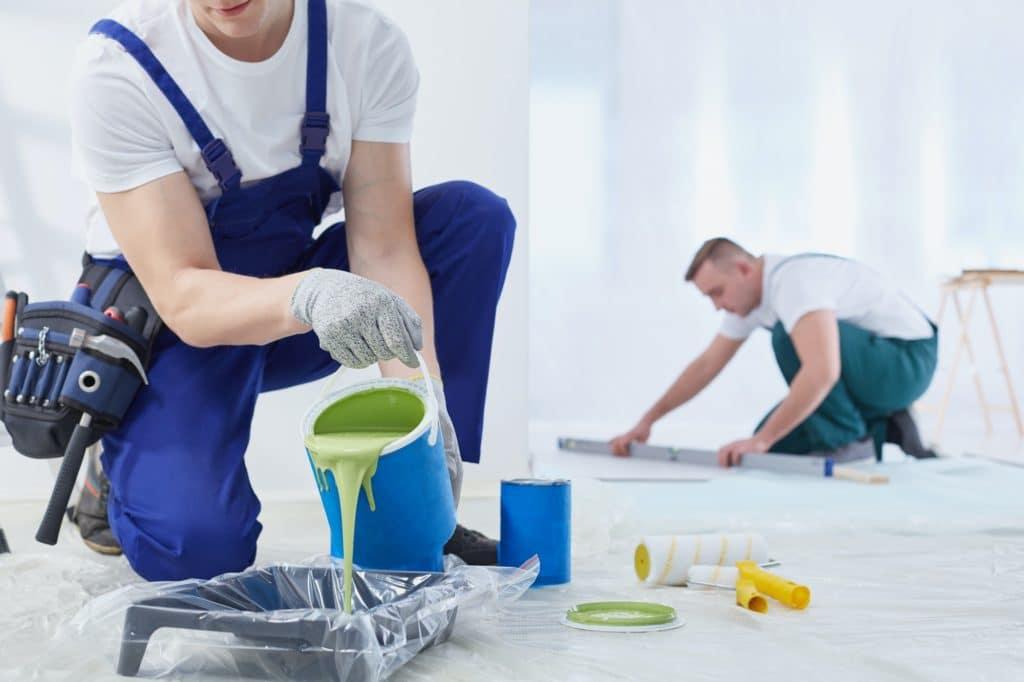Painting preparation