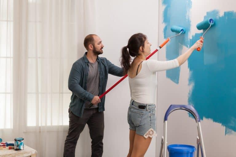 DIY Painting at home