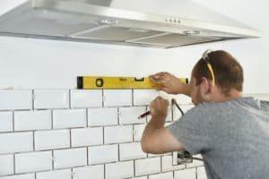 Kitching tiling