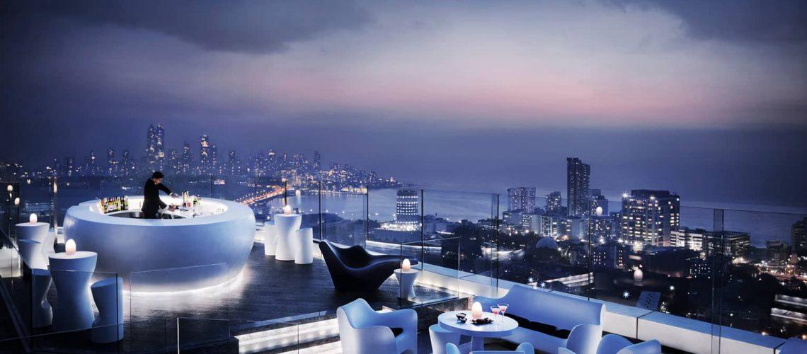 AER Rooftop Deck
